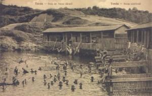 Lacul Ocnei - 1933