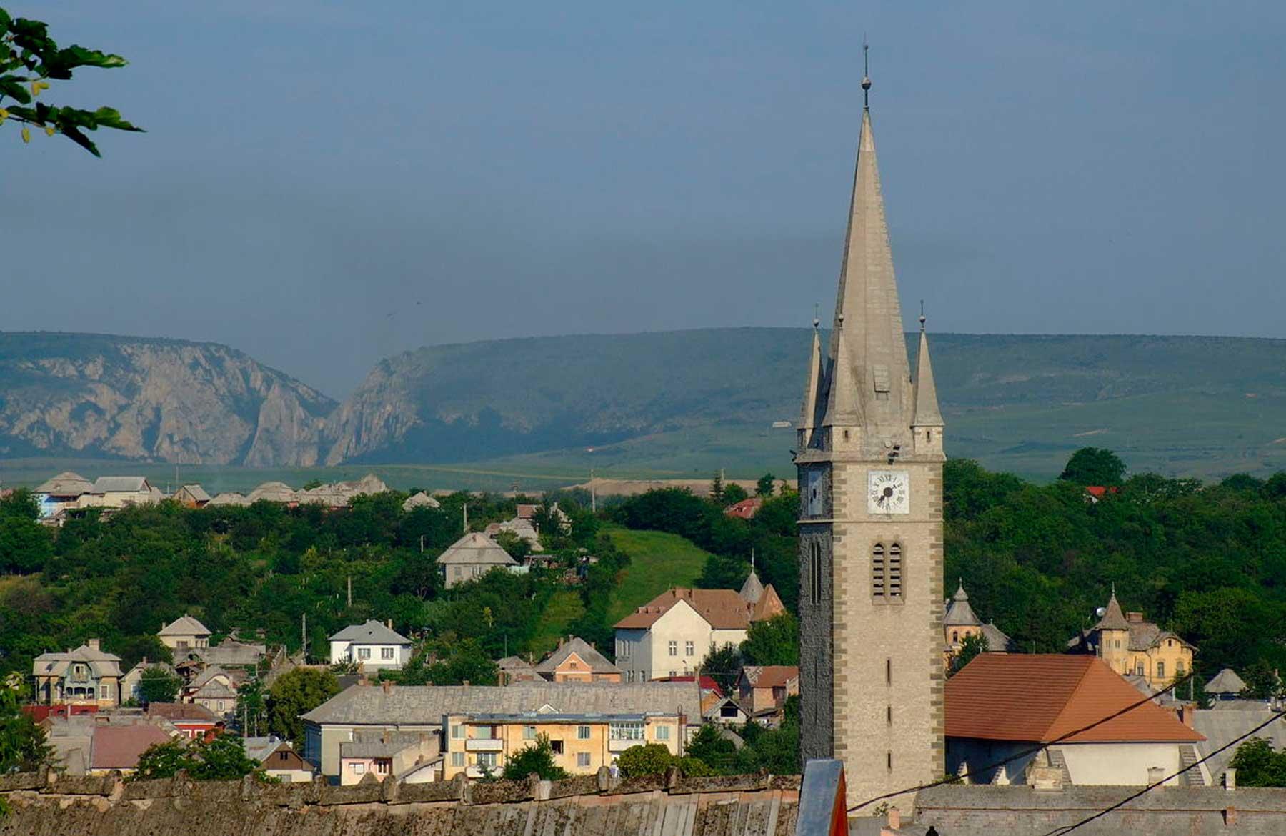 Biserica-Reformată-Calvină-Turda